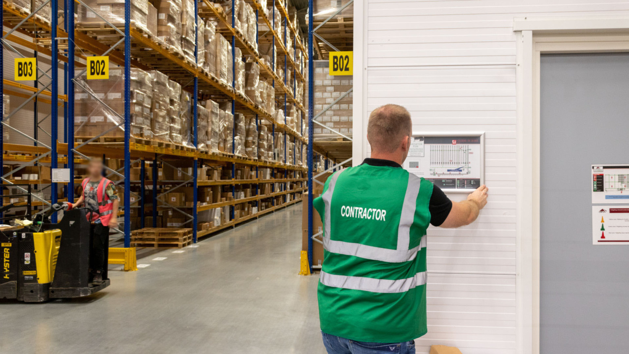 Evacuation plans for large logistics centre in Heerlen